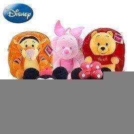 Disney Mickey Minnie Mouse Kids Plush Bag Figure Dolls School Bag Children  Gifts Disney Marvel Toys Poohs Stitch Spidrman Toys Wonder Toy World/hoodmat.com