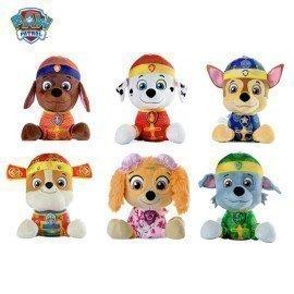Original 3/6Pcs Paw Patrol Puppy Patrol Action Figure Plush Toys 18Cm Anime Paw Patrols Zuma Chase Marshall Plush Doll Kid Gifts Wonder Toy World/hoodmat.com