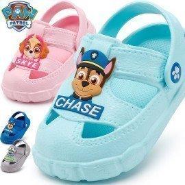 2019 Genuine Paw Patrol Children Shoes Baby Slippers Summer Cartoon Indoor Anti-Skid Boys Girls Chase Skye Slippers Figure Toys Wonder Toy World/hoodmat.com