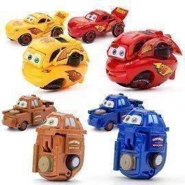 Hot Disney Pixar Cars 3 Action Figure New Exotic Children Racing Car Model Deformed Egg Toys Kids Boys Christmas Birthday Gift Wonder Toy World/hoodmat.com
