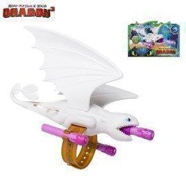 Original How To Train Your Dragon 3 Figure Toys Cartoon Toothless Light Fury Stormfly Dragon 3 Shooting Toys Children Boy Gifts Wonder Toy World/hoodmat.com
