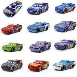 1:50 Disney Pixar Cars 2 3 Mcqueen Mater Jackson Storm Ramirez Disney Cars Diecast Vehicle Alloy Figure Boy Kid Toys Christmas   Wonder Toy World/hoodmat.com