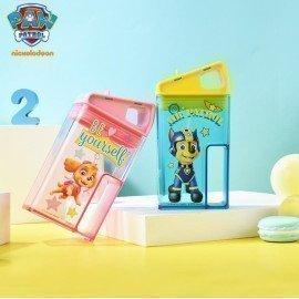 240/500Ml Paw Patrol Baby Kids School Drinking Water Straw Tritan Bottle Puppy Putrol Milk Juice Cup Children Birthday Toy Gift Wonder Toy World/hoodmat.com