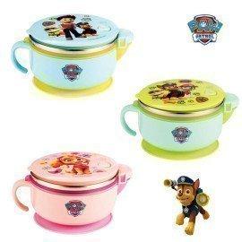 320/380Ml Paw Patrol Anime Figure Insulated Bowl Genuine Paw Patrol Children Kids Gift 304 316 Stainless Steel Dinnerware Toys Wonder Toy World/hoodmat.com