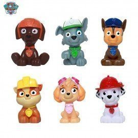 Cute Paw Patrol Figure Dog Canine Vehicle Toy Paw Patrulla Canina Patrol Action Figures Juguetes Gifts Toys For Kids Children   Wonder Toy World/hoodmat.com
