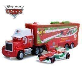 Disney Pixar Cars 2 3 Toys Lightnings Mcqueen Jackson Storm Mack Uncle Truck 1:55 Diecast Model Car Figure Toys  Kids Boys Gifts Wonder Toy World/hoodmat.com
