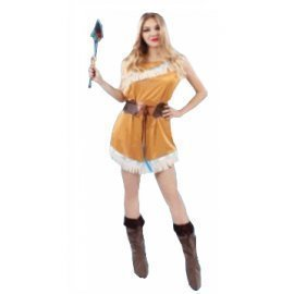 1 Piece Of Instant Costumes American Indian Lauchen/hoodmat.com