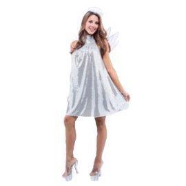 1 Piece Of Instant Costumes Angel Lauchen/hoodmat.com