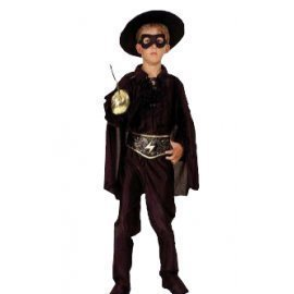1 Piece Of Instant Costumes Bandit Size (7-9Year Old) Lauchen/hoodmat.com