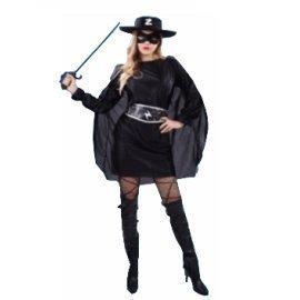 1 Piece Of Instant Costumes Bandit Woman Lauchen/hoodmat.com