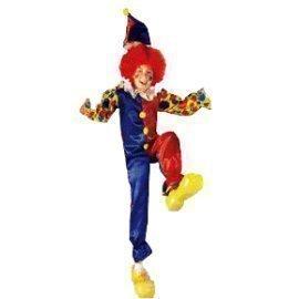 1 Piece Of Instant Costumes Bubble The Clown Lauchen/hoodmat.com