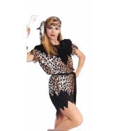1 Piece Of Instant Costumes Cave Woman Lauchen/hoodmat.com