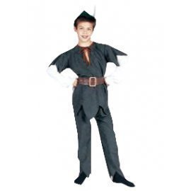 1 Piece Of Instant Costumes Boys Robin Hood  Size (7-9Year Old) Lauchen/hoodmat.com