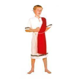 1 Piece Of Instant Costumes Emperor Roman Child Size (7-9Year Old) Lauchen/hoodmat.com