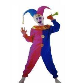 1 Piece Of Glitter Clown Size (7-9Year Old) Lauchen/hoodmat.com
