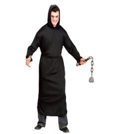 1 Piece Of Instant Costumes Horror Robe Lauchen/hoodmat.com