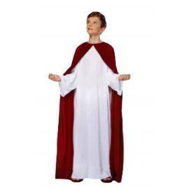 1 Piece Of Instant Costumes Jesus Child Size (7-9Year Old) Lauchen/hoodmat.com