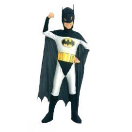 1 Piece Of Instant  Costumes Kid Bat Hero Size (7-9Year Old) Lauchen/hoodmat.com