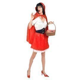 1 Piece Of Instant Costumes Little Red Riding Hood Lauchen/hoodmat.com