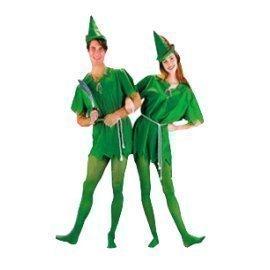 1 Piece Of Instant Costumes Peter Pan Lauchen/hoodmat.com