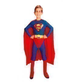 1 Piece Of Instant Costumes Super Hero Kids Size (7-9Year Old) Lauchen/hoodmat.com