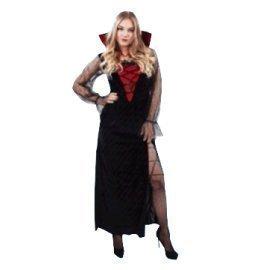 1 Piece Of Instant Costumes Vampire Woman Lauchen/hoodmat.com