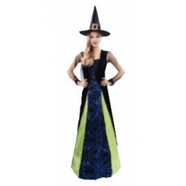 1 Piece Of Instant Costumes Witch Lauchen/hoodmat.com