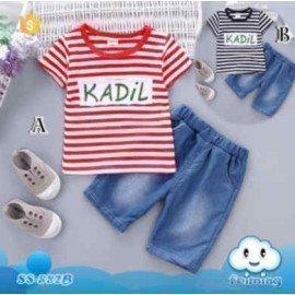 Summer Boys Clothing Set(Baby & Kid Boy Clothing Set) 2018 Affodable Wholesale Hoodmat