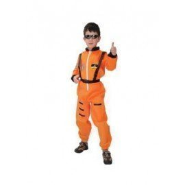 1 Pieces Of  Carnival Military Army Uniform Game Of Thrones  Halloween Astronant Orange Uniform, For Kids ][Retail Purchase|Hoodmat.Com