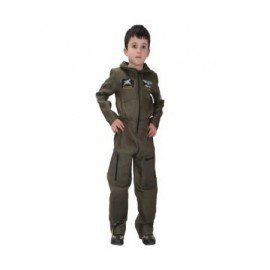 1 Pieces Of  Carnival Military Army Uniform Game Of Thrones  Halloween Little Airforce Uniform, For Kids ][Retail Purchase|Hoodmat.Com