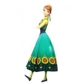 1 Pieces Of  Cosplay Party Kid Insect Costumes Children Princess Anna Costume For Girl ][Retail Purchase|Hoodmat.Com