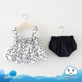 1 Pieces Of  Summer Baby Girl Clothing For Children Available With Various Sizes ][Retail Purchase|Hoodmat.Com