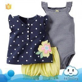 1 Pieces Of  Summer Baby Girl Romper For Kid Available With Various Sizes ][Retail Purchase|Hoodmat.Com