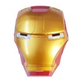 1 Pieces Of  Simple Design Children Cartoon Face Mask Halloween Pary Felt   Super Hero Avengers Mask Led Mask ][Retail Purchase|Hoodmat.Com