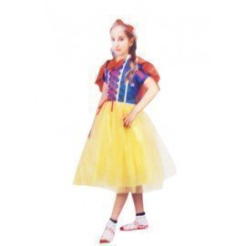 1 Pieces Of  Cosplay Party Kid Insect Costumes Children Beautiful Snow White Costume For Girl ][Retail Purchase|Hoodmat.Com